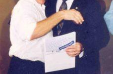 Destaque Representantes Comerciais de 1992