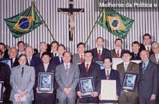 Melhores da Política e da Administração Pública e Social do Ceará | 2003 | 1º Edição