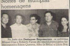 Melhores Empresas de Serviço do Ceará | 1991 | 2º Edição