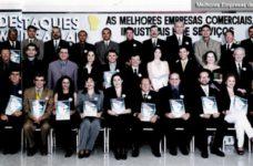 Melhores Empresas de Serviço do Ceará | 1999 | 10º Edição