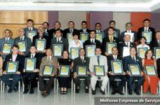 Melhores Empresas de Serviço do Ceará | 2002 | 13º Edição