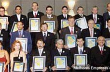 Melhores Empresas de Serviço do Ceará | 2003 | 14º Edição