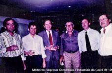 Melhores Empresas Comerciais, Industriais e Agropecuárias do Ceará | 1991 | 2º Edição