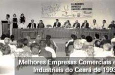 Melhores Empresas Comerciais, Industriais e Agropecuárias do Ceará | 1993 | 4º Edição