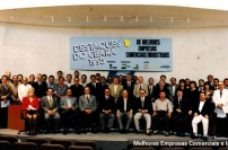 Melhores Empresas Comerciais, Industriais e Agropecuárias do Ceará | 1995 | 6º Edição
