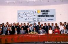Melhores Empresas Comerciais, Industriais e Agropecuárias do Ceará | 1996 | 7º Edição