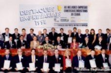 Melhores Empresas Comerciais, Industriais e Agropecuárias do Ceará | 1998 | 9º Edição