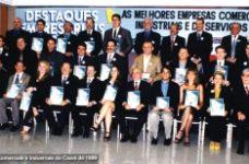 Melhores Empresas Comerciais, Industriais e Agropecuárias do Ceará | 1999 | 10º Edição