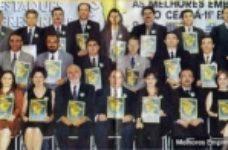 Melhores Empresas Comerciais, Industriais e Agropecuárias do Ceará | 2000 | 11º Edição
